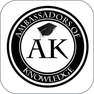 Logo Ambassadors Of Knowledge
